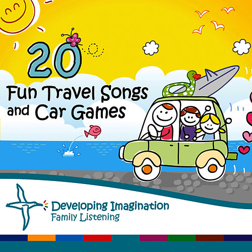 20 Fun Travel Songs & Car Games by Radha & The Kiwi Kids