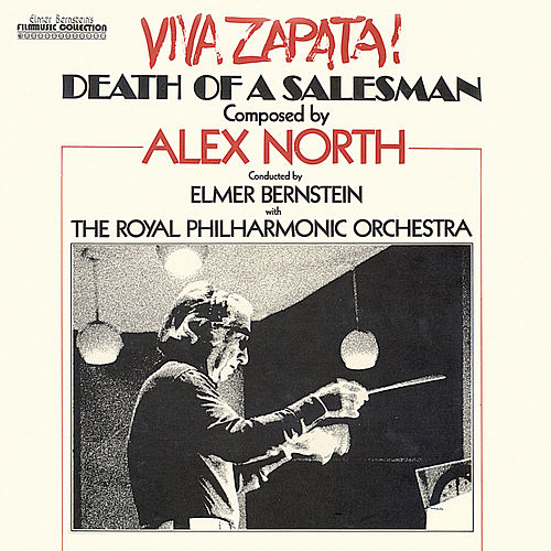 Viva Zapata!/Death of a Salesman by Elmer Bernstein