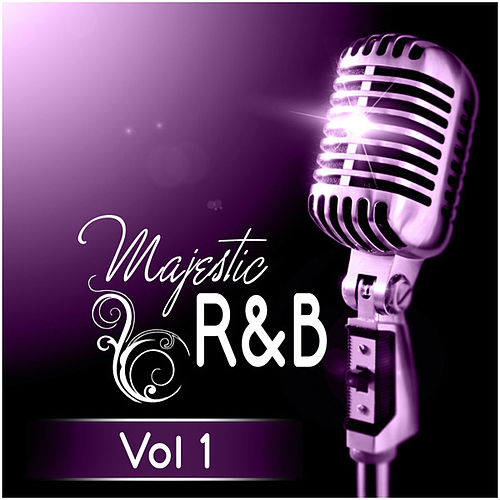 Majestic R&B - Vol 1 von Various Artists