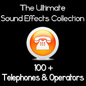 Ultimate Sound Effects Collection - 100 + Telephones & Operators by Dr. Sound Effects SPAM