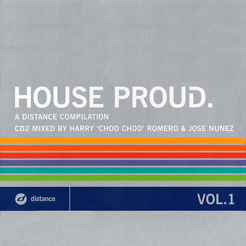 House Proud, Vol.01 by Various Artists