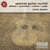 Dimension Vol. 16: Albéniz Et Al Spanish Guitar Recital by Julian Bream