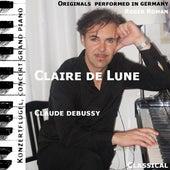 Claire De Lune (feat. Roger Roman) - Single by Claude Debussy