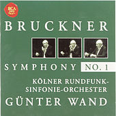 Bruckner: Symphony No. 1 by Günter Wand