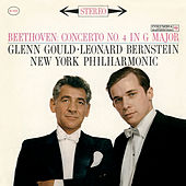 Beethoven: Piano Concerto No. 4 in G Major, Op. 58 by Glenn Gould