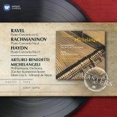 Haydn, Rachmaninov, Ravel: Piano Concertos by Various Artists