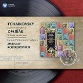 Tchaikovsky: Manfred Symphony by Mstislav Rostropovich