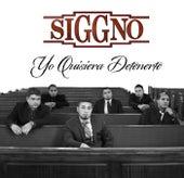 Yo Quisiera Detenerte by Siggno