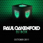 DJ Box - October 2011 by Various Artists