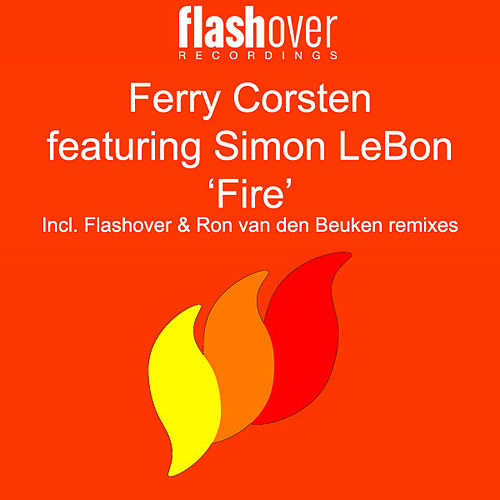 Fire by Ferry Corsten