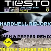 Love Comes Again / Flight 643 / Traffic by Tiësto