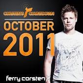 Ferry Corsten presents Corsten's Countdown October 2011 by Various Artists
