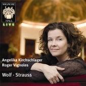 Angelika Kirchschlager; Roger Vignoles by Angelika Kirchschlager