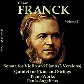 Franck, Vol. 2 : Chamber Works by Various Artists