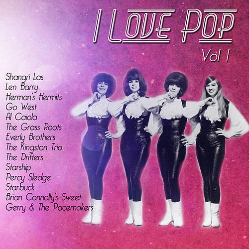 I Love Pop Vol 1 by Various Artists