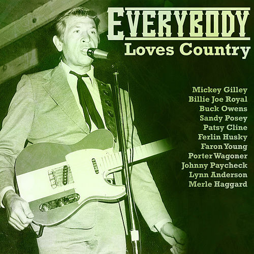Everybody Loves Country by Various Artists