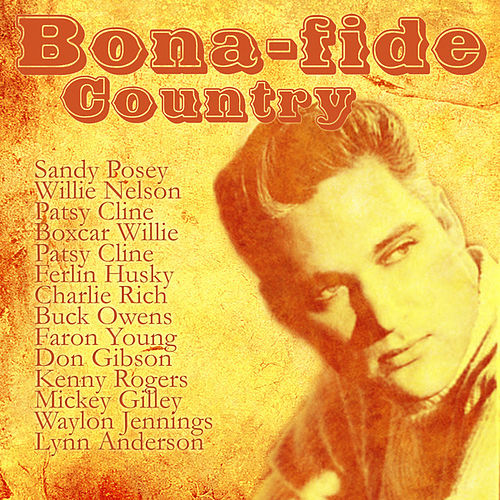 Bona-fide Country by Various Artists