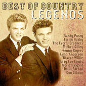 Best of Country Legends by Various Artists