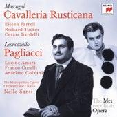 Leoncavallo: Pagliacci / Mascagni: Cavalleria Rusticana (Metropolitan Opera) by Nello Santi
