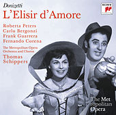 Donizetti: L'Elisir d'Amore (Metropolitan Opera) by Thomas Schippers