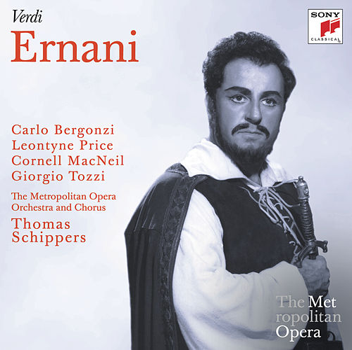 Verdi: Ernani (Metropolitan Opera) by Thomas Schippers