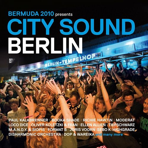 City Sound Berlin by Various Artists