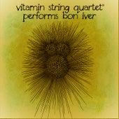 Vitamin String Quartet Performs Bon Iver by Vsq