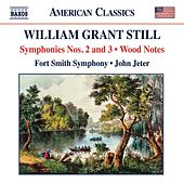 Still: Symphonies Nos. 2 & 3 - Wood Notes by John Jeter