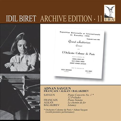 Idil Biret Archive Edition, Vol. 11 by Various Artists