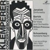 Klemperer Concertgebouworkest (1951, 1955) by Otto Klemperer