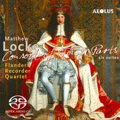 Locke: Consort of 4 Parts by Flanders Recorder Quartet
