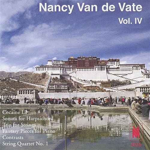 Van de Vate: Chamber Music, Vol. 4 by Various Artists