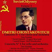 Chostakovitch: Concertos (Vol. 5) by Various Artists