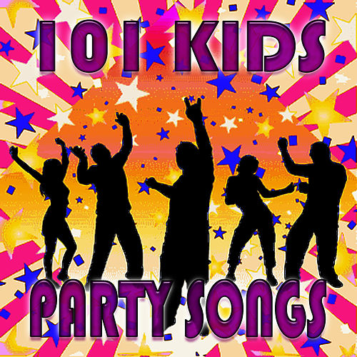 101 Kids Party Songs by Kids Party DJ's