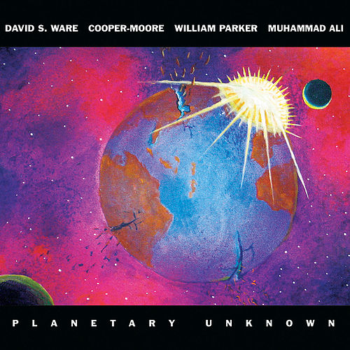 Planetary Unknown by David S. Ware
