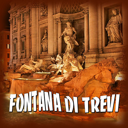 Fontana di Trevi by Various Artists