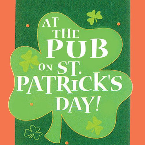 At the Pub on St. Patrick's Day by Claire Hamilton