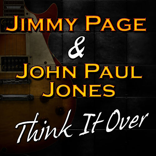 Think It Over - EP by Jimmy Page