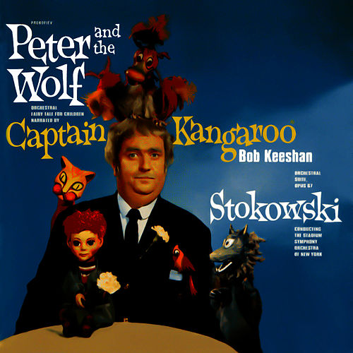 Peter & The Wolf by Leopold Stokowski
