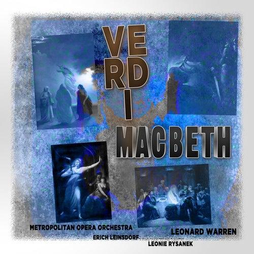 Verdi: Macbeth (Abridged) [Remastered] by Leonard Warren