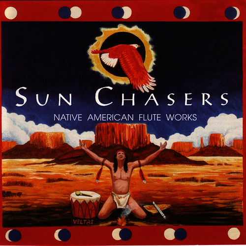 Sun Chasers by Native American Flute Works