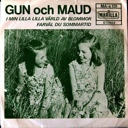 I min lilla värld av blommor by Gun