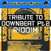 Tribute To Downbeat Riddim (Pt. 2) by Various Artists
