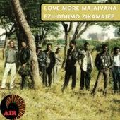 Ezilomudu zikamajee by Lovemore Majaivana