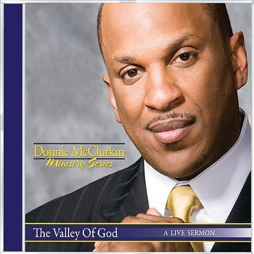 The Valley of God - Single by Donnie McClurkin