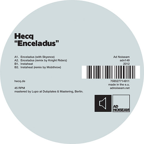 Enceladus by Hecq