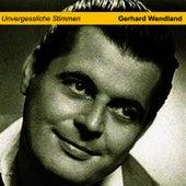 Unvergessliche Stimmen by Gerhard Wendland