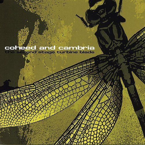The Second Stage Turbine Blade (Re-Issue) by Coheed And Cambria