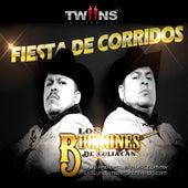 Fiesta De Corridos - Single by Los Buchones de Culiacan