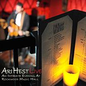 An Intimate Evening At Rockwood Music Hall by Ari Hest